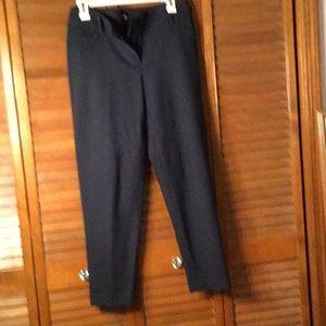 Loft navy dress pants